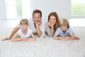 Carpet Cleaning Safe for Families and Pets